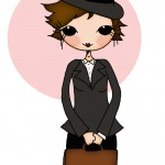 business_doll