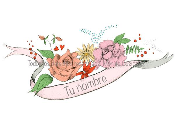 Logo prediseñado por Mónica Custodio