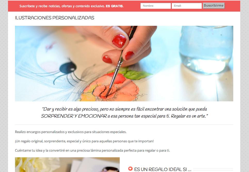 Web Mónica Custodio