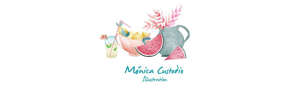 Mónica Custodio Ilustración