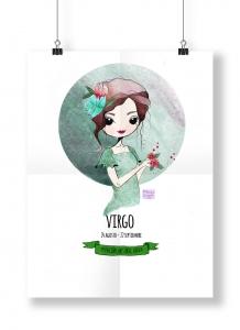 Ilustración Virgo