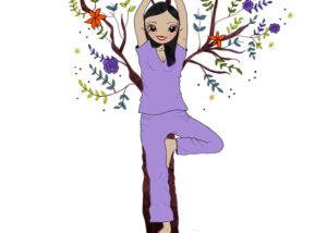 Diseño de Logo ilustrado Fyca despertares