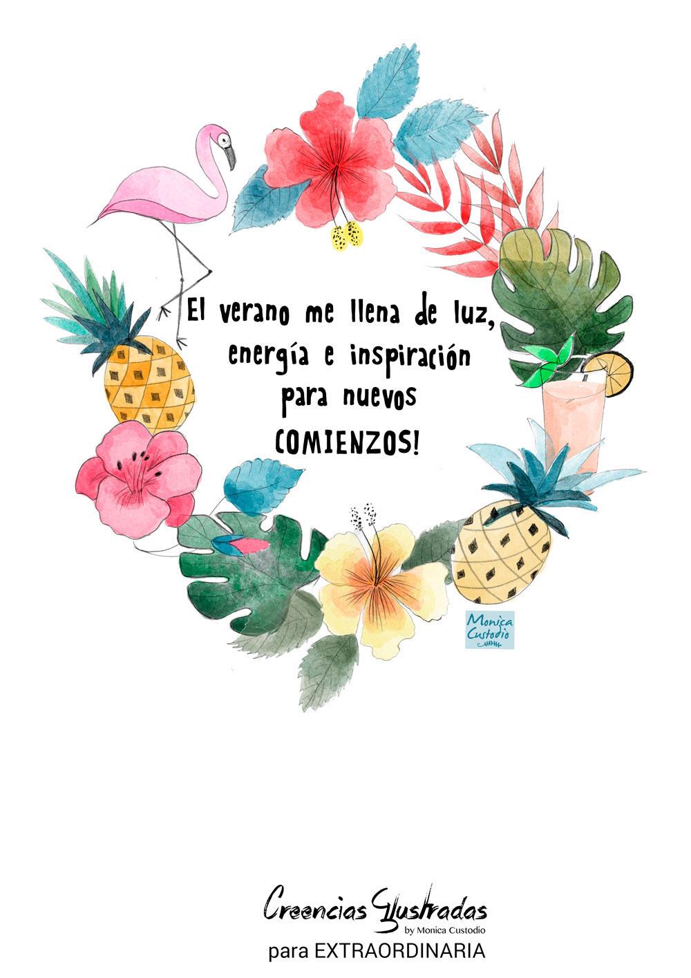 Ilustración Mónica Custodio