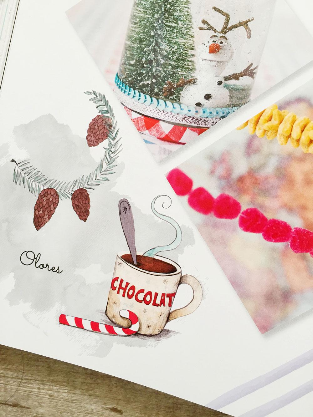 Ilustraciones libro fácil y sencillo