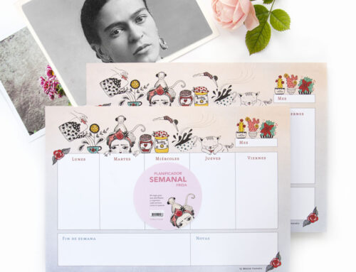 Planner Frida