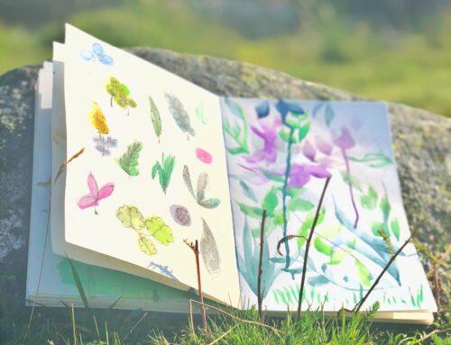 Cómo cuidar el medio ambiente cuando pintas