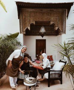 Retiros Creativos en Marruecos