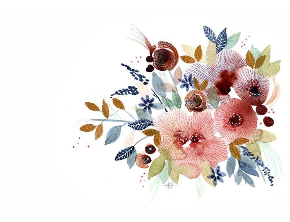 Flores – 5