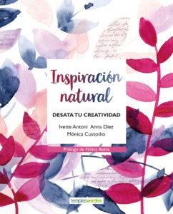 Libro Inspiración Natural. Desata tu creatividad
