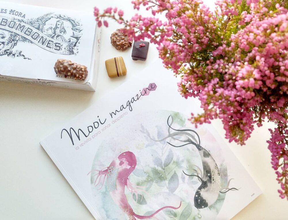 Portada Mooi Magazine