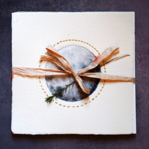 Packaging luna acuarela